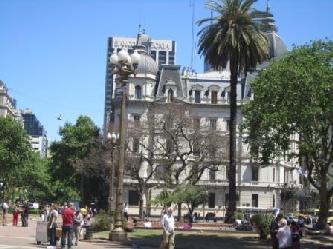 Transfers Airports & Hotels mit Begleitung in deutscher Sprache Stadtrundfahrt Buenos Aires