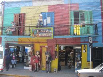 Kreuzfahrten nach Patagonien in Argentinien Reise nach Argentinien City Tours in Buenos Aires La Boca Tango Caminito Strasse Stadtrundfahrt Buenos Aires