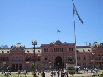 REISE UND BUMMEL NACH ARGENTINIEN Stadtrundfahrt Buenos Aires