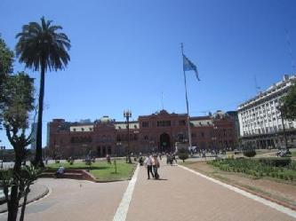 BUMMEL UND URLAUB IN ARGENTINIEN Stadtrundfahrt Buenos Aires
