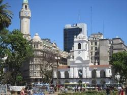 SPANISCH KURS UEBER SKYPE Stadtrundfahrt Buenos Aires