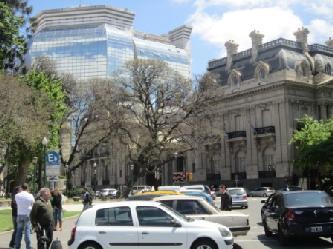 Begleitungen in Buenos Aires fuer deutsche Fuehrungskraefte Stadtrundfahrt Buenos Aires