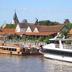 t1 - private delta fahrt in deutscher Sprache inklusiv schiffsfahrt  Stadtrundfahrt Buenos Aires