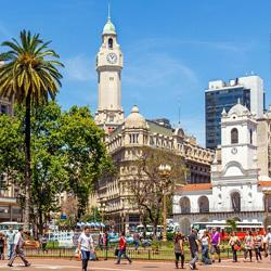 tour 8 - private stadtrundfahrt Buenos Aires in deutscher sprache  Stadtrundfahrt Buenos Aires